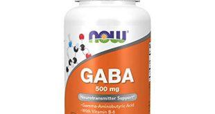 Now Foods GABA natuerliche beruhigende Wirkung 200 Kapseln 310x165 - Now Foods, GABA, natürliche beruhigende Wirkung, 200 Kapseln