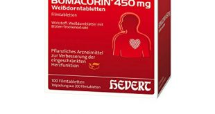 Bomacorin 450 mg Weissdorntabletten 200 St Tabletten 310x165 - Bomacorin 450 mg Weißdorntabletten, 200 St. Tabletten